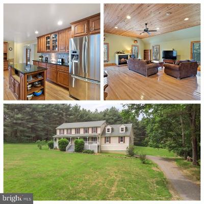 Rappahannock County Single Family Home For Sale: 659 Richmond Road