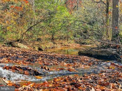 Rappahannock County Residential Lots & Land For Sale: Turkey Ridge Road