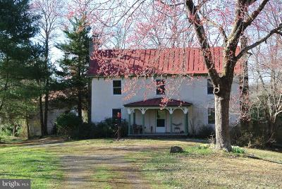 Rappahannock County Single Family Home For Sale: 3494 Slate Mills Road