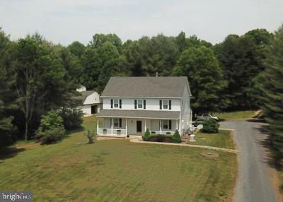 Rappahannock County Single Family Home For Sale: 72 Quail Call Lane