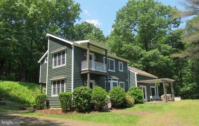 Rappahannock County Single Family Home For Sale: 125 Bluegrass Lane