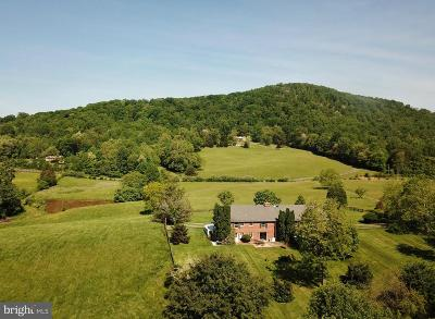 Single Family Home For Sale: 76 Battle Mountain Road