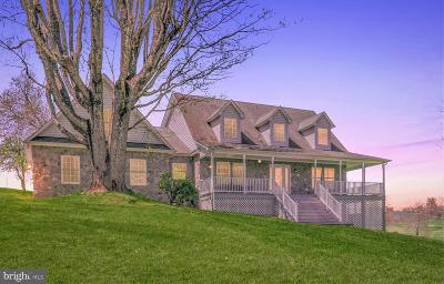 Rappahannock County Single Family Home For Sale: 1491 Richmond Road
