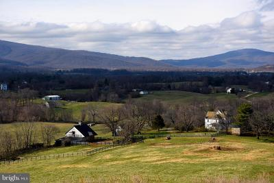 Rappahannock County Residential Lots & Land For Sale: 444 Zachary Taylor Highway