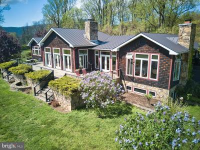 Rappahannock County Single Family Home For Sale: 59 Riley Hollow Road