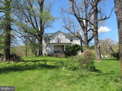 Rappahannock County Farm For Sale: 94 Many Lane