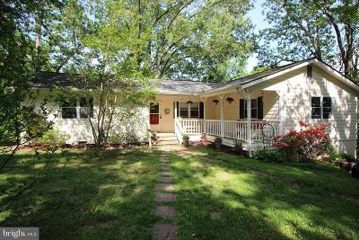 Rappahannock County Single Family Home For Sale: 241 Forest Grove Road