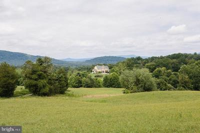 Rappahannock County Single Family Home For Sale: 3420 Waterford Road