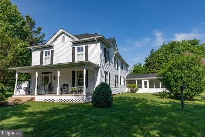 Rappahannock County Single Family Home For Sale: 10 Jptsels Lane
