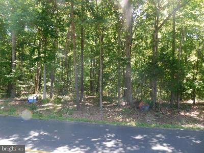 Rappahannock County Residential Lots & Land For Sale: Forest Grove Rd