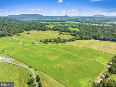 Rappahannock County Residential Lots & Land For Sale: 2258 Jericho