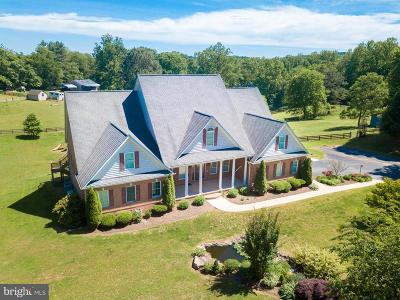 Rappahannock County Single Family Home For Sale: 6 Hope Hill Road