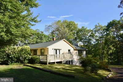 Rappahannock County Single Family Home For Sale: 3288 Slate Mills Road