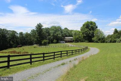 Rappahannock County Single Family Home For Sale: 12 Countryside Lane