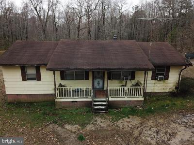 Warsaw Single Family Home Active Under Contract: 5581 Newland Road