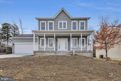 Strasburg Single Family Home For Sale: 109 Kanter
