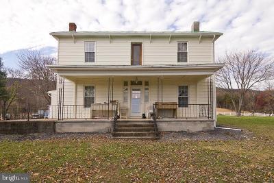 Strasburg Farm For Sale: 16015 Back Road