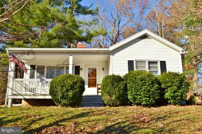Single Family Home Active Under Contract: 661 Fort Valley Road