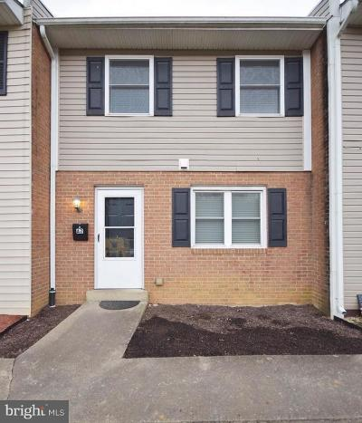 Townhouse For Sale: 1045 S Main Street