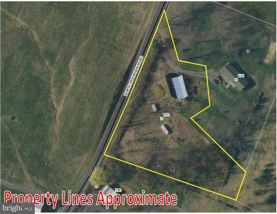 Timberville Residential Lots & Land For Sale: 870 North Mountain Road