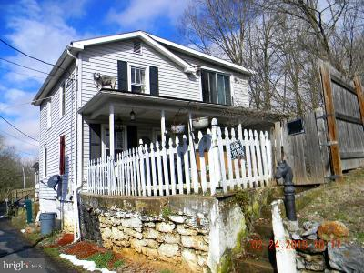 Mount Jackson Single Family Home For Sale: 118 Race Street