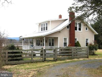 Single Family Home For Sale: 1693 Kelly Road