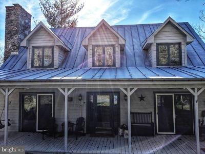 Fort Valley Single Family Home For Sale: 482 Milford Lane