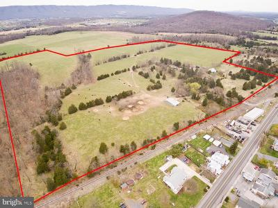 Farm For Sale: 27037 Old Valley Pike