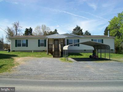 Mobile/Manufactured For Sale: 1545 Hahns Lane