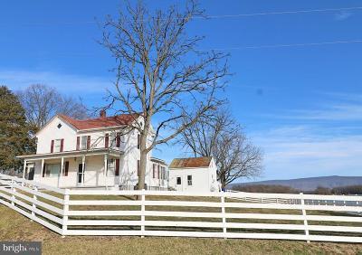 Farm Active Under Contract: 1774 Readus Road