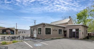 Strasburg Commercial For Sale: 318 E King Street