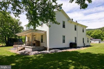 Strasburg Single Family Home For Sale: 16015 Back Road