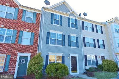 Townhouse For Sale: 608 Pendleton Lane