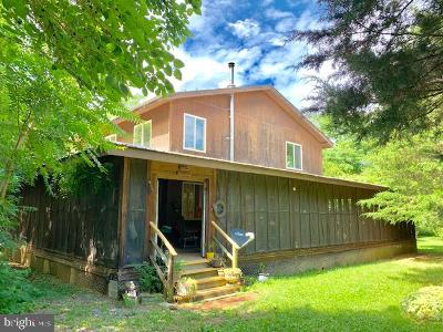 Single Family Home For Sale: 12349 Back Road