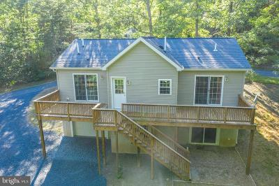 Shenandoah County Single Family Home For Sale: 190 Pin Oak Road