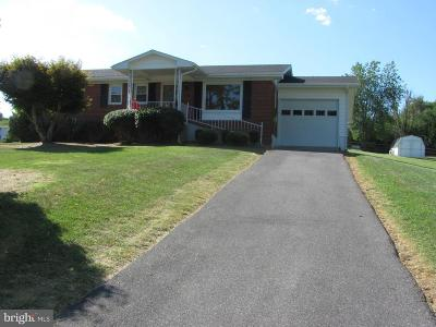 Single Family Home For Sale: 5371 Back Road