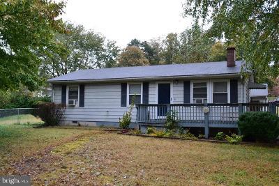 Fredericksburg Single Family Home For Sale: 6525 Venison Drive