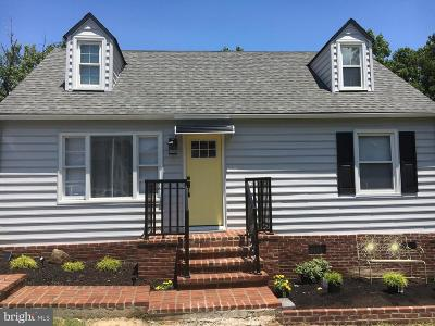 Spotsylvania County Single Family Home For Sale: 124 Hill Street