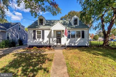 Fredericksburg Single Family Home Active Under Contract: 108 Beauregard Street