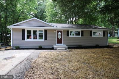 Spotsylvania Single Family Home Active Under Contract: 6817 Woodcock Lane