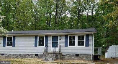 Spotsylvania County Single Family Home For Sale: 10807 Cropp Drive