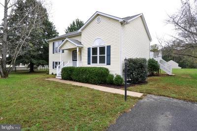 Spotsylvania VA Single Family Home For Sale: $259,900