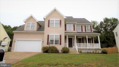 Fredericksburg Single Family Home For Sale: 2807 Angela Court