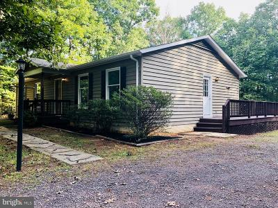 Spotsylvania VA Single Family Home For Sale: $227,700