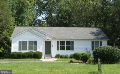 Spotsylvania Single Family Home For Sale: 105 Spotslee Drive