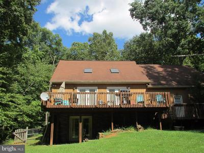 Spotsylvania County Single Family Home For Sale: 5412 Rye Hill Trail