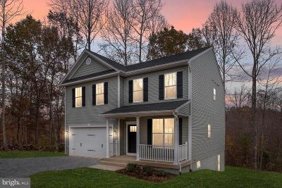 Spotsylvania County Single Family Home For Sale: 6121 Bills Road