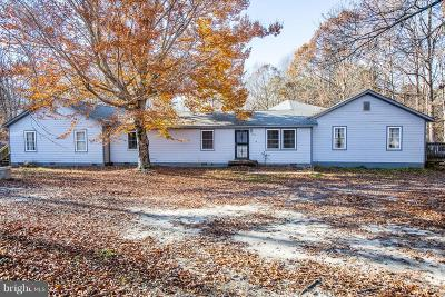 Spotsylvania County Single Family Home For Sale: 5942 Stanfield Road