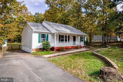 Spotsylvania Single Family Home For Sale: 13202 Wilderness Park Drive