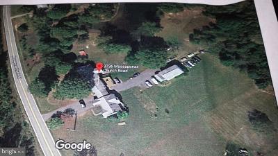 Spotsylvania County Residential Lots & Land For Sale: 3736 Massaponax Church Road